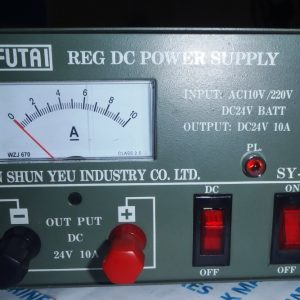 FUTAI REG DC POWER SUPPLY SY-410
