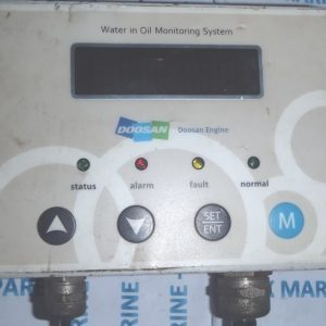 WATER IN OIL MONITORING SYSTEM