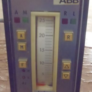 ABB-REMOVE THIS SCREW CONTROL